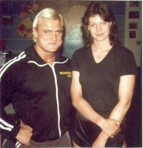 Tom Platz Conny